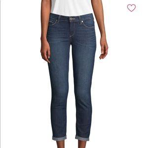 "Paige Denim Kylie Crop Stretchy Jeans 30 x 26"""